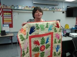 Teacher's Quilt